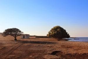 Cyclades - Seuls sur l'île de Despotiko