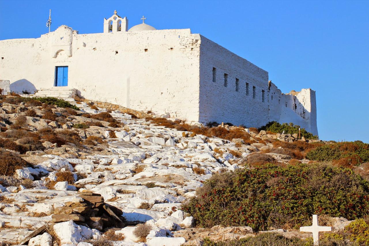 Monastère de Zoodochou Pigi à Sikinos