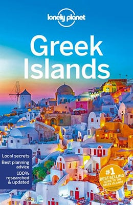 Greek Islands - 11ed - Anglais - LONELY PLANET