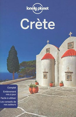 Guide Crète - Lonely Planet