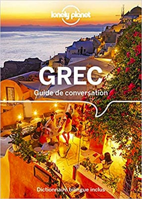 Guide de conversation grec Lonely Planet