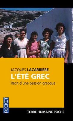 L'été grec - Jacques Lacarrière