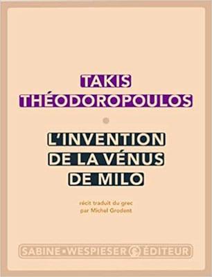 L-invention-de-la-Venus-de-Milo_Takis Theodoropoulos