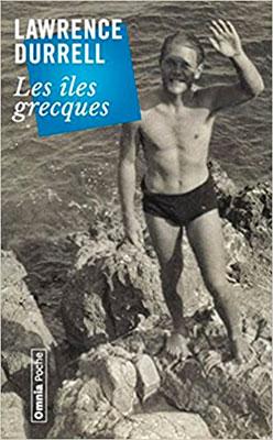 les iles grecques - Lawrence Durrell