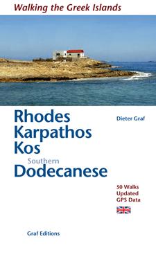 Rhodes, Karpathos, Kos, Southern Dodecanese - Walking the greek islands