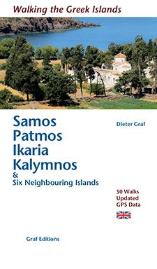 Samos, Patmos, Ikaria, Kalymnos & Six Neighbouring Islands - Walking the greek islands