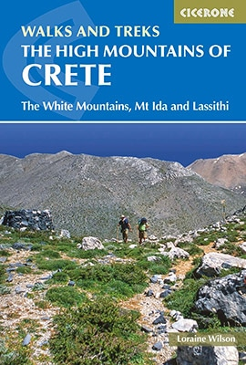 The High Mountains of Crete - Walks and treks