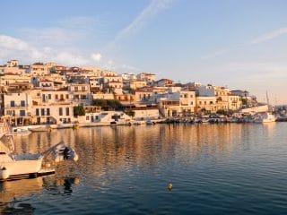 Andros – Vue sur le port