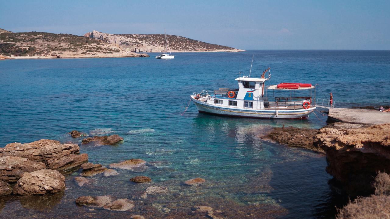Donoussia, Cyclades, Grèce