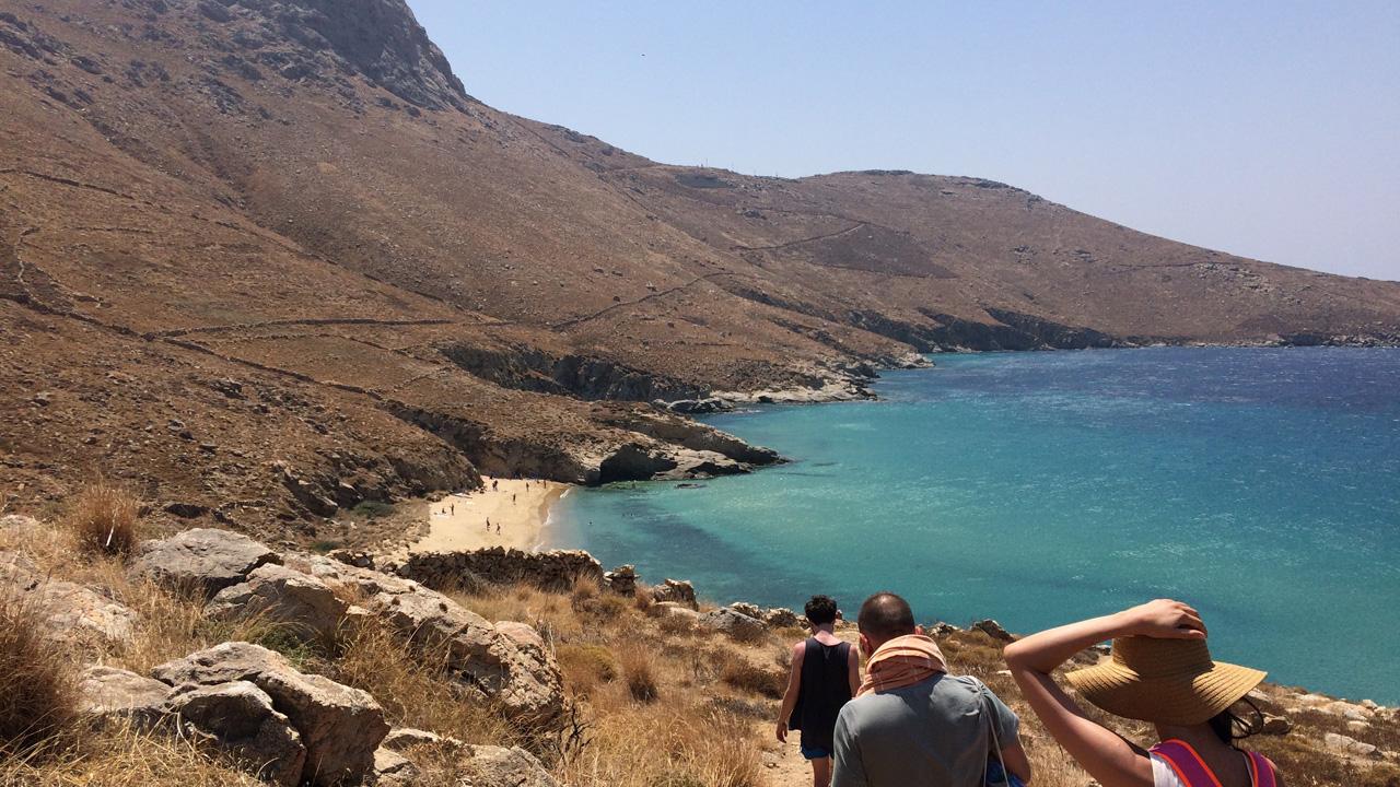 Serifos, Grèce