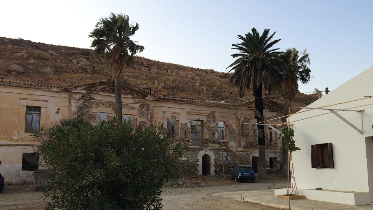Serifos, Grèce - Megalo Livadi