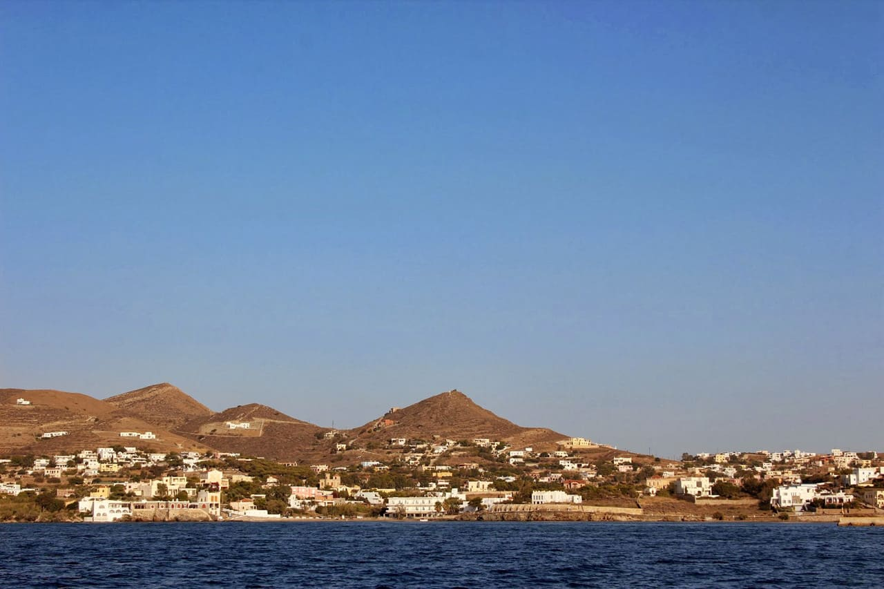 Syros cyclades