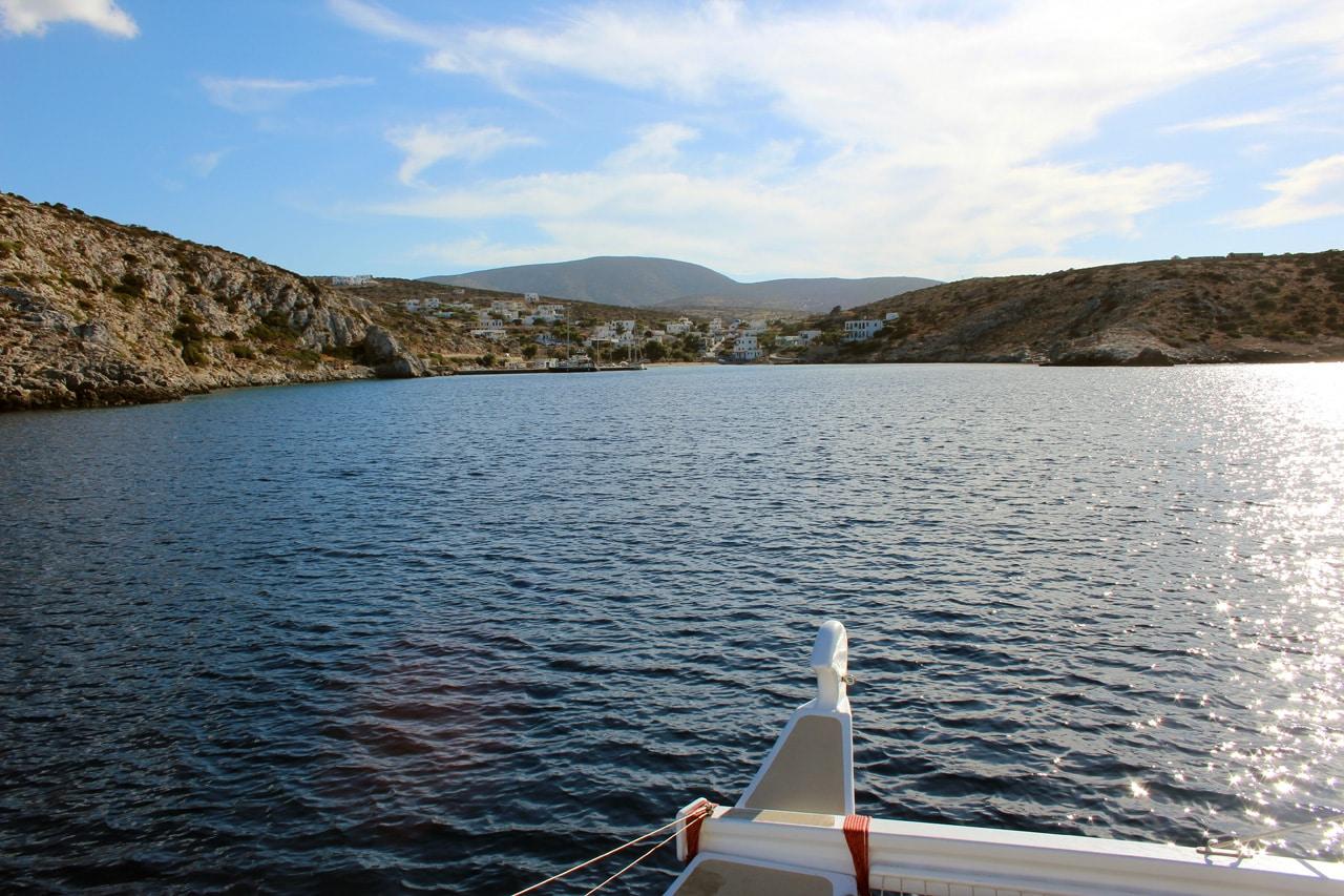 Schinoussa - Petites Cyclades