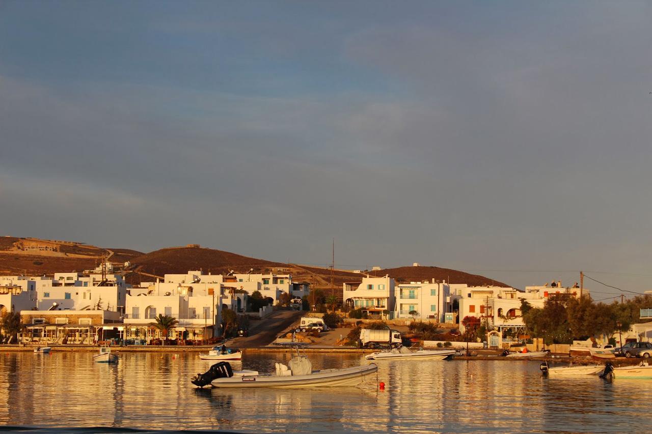 Antiparos dans les Cyclades