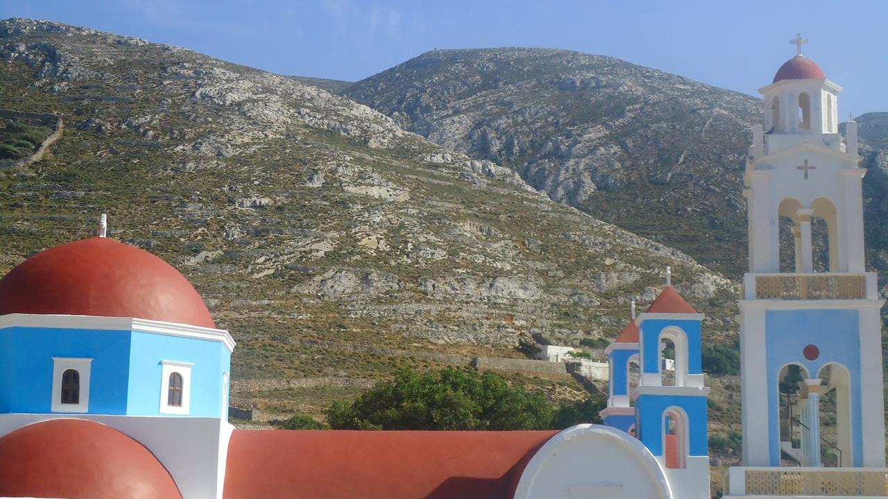 Kasos, Dodécanèse, Grèce