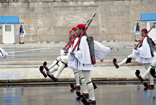 jours fériés en Grèce