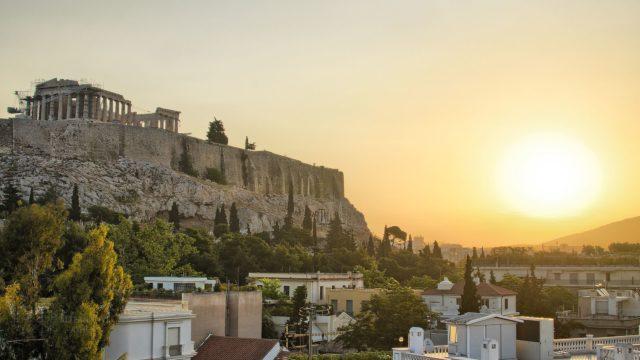 Visiter Athènes - l'acropole sans la foule: une visite d'après-midi